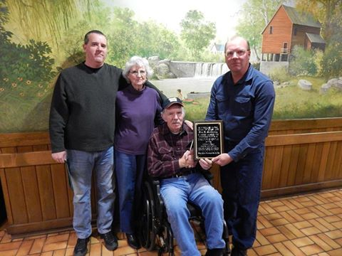 The Ozark Steam Engine Association is proud to announce that Jim McCauley has been declared a Director Emeritus.