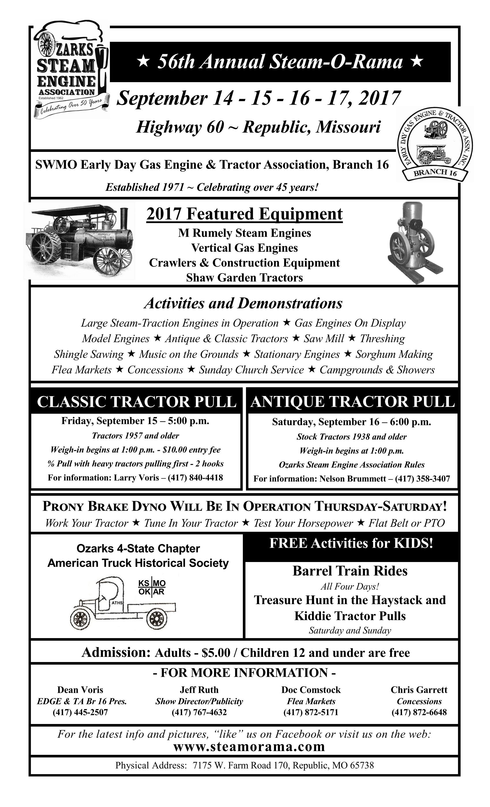 2017 Handbill
